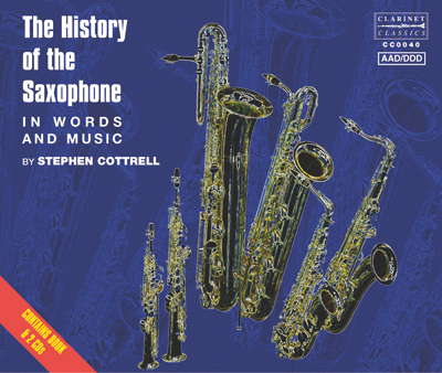 The History of the Saxophone (2CD)