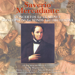 Concertos by Mercadante