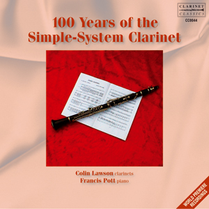 100 Years of the Simple-System Clarinet