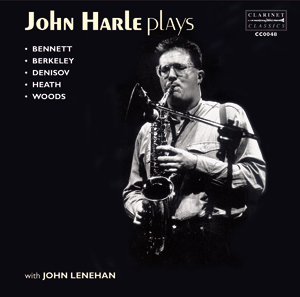 John Harle plays...