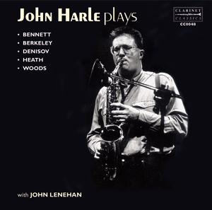 John Harle plays...