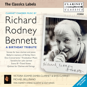 Richard Rodney Bennett - A Birthday Tribute