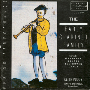 The Early Clarinet Family