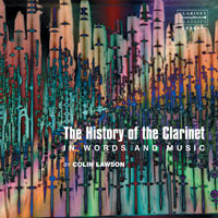 The History of the Clarinet (2CD)