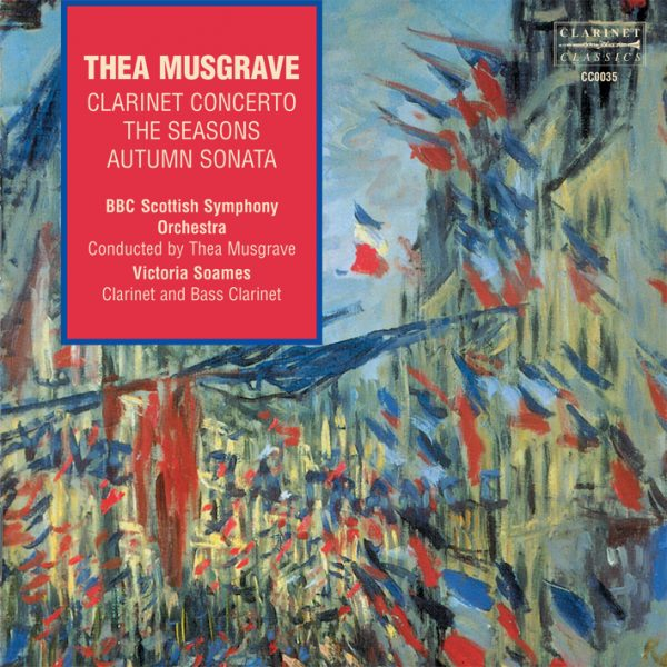 Concertos by Thea Musgrave