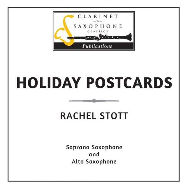 HOLIDAY POSTCARDS – RACHEL STOTT