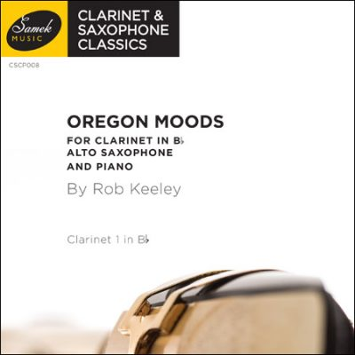 OREGON MOODS – ROB KEELEY