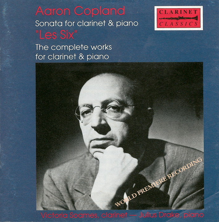 Copland and 'Les Six'