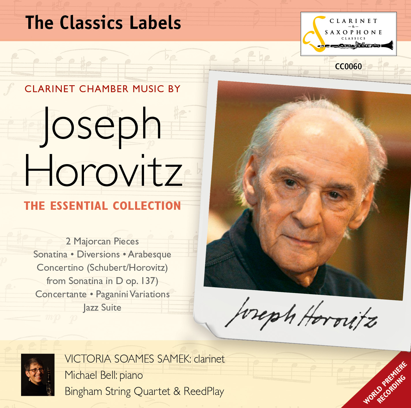 Joseph Horovitz: The Essential Collection