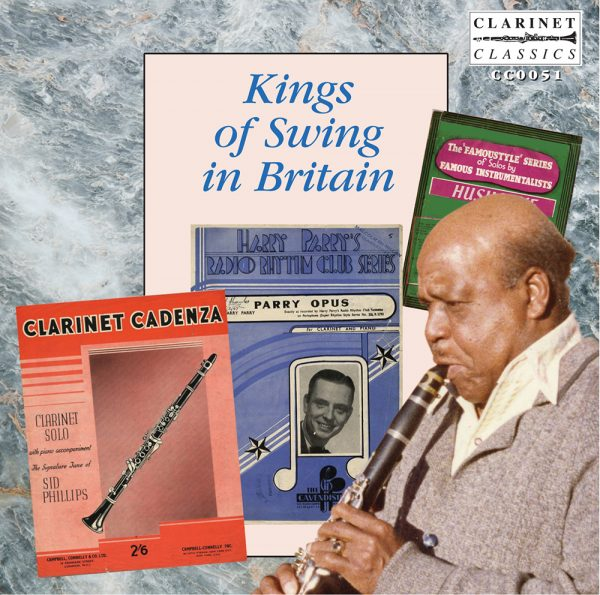 British Kings of the Swing Era