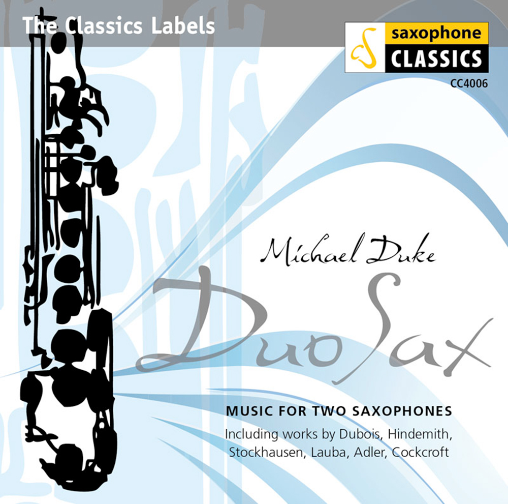 Michael Duke - Duo Sax