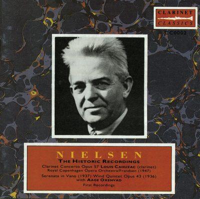 Carl Nielsen - The Historic Recordings