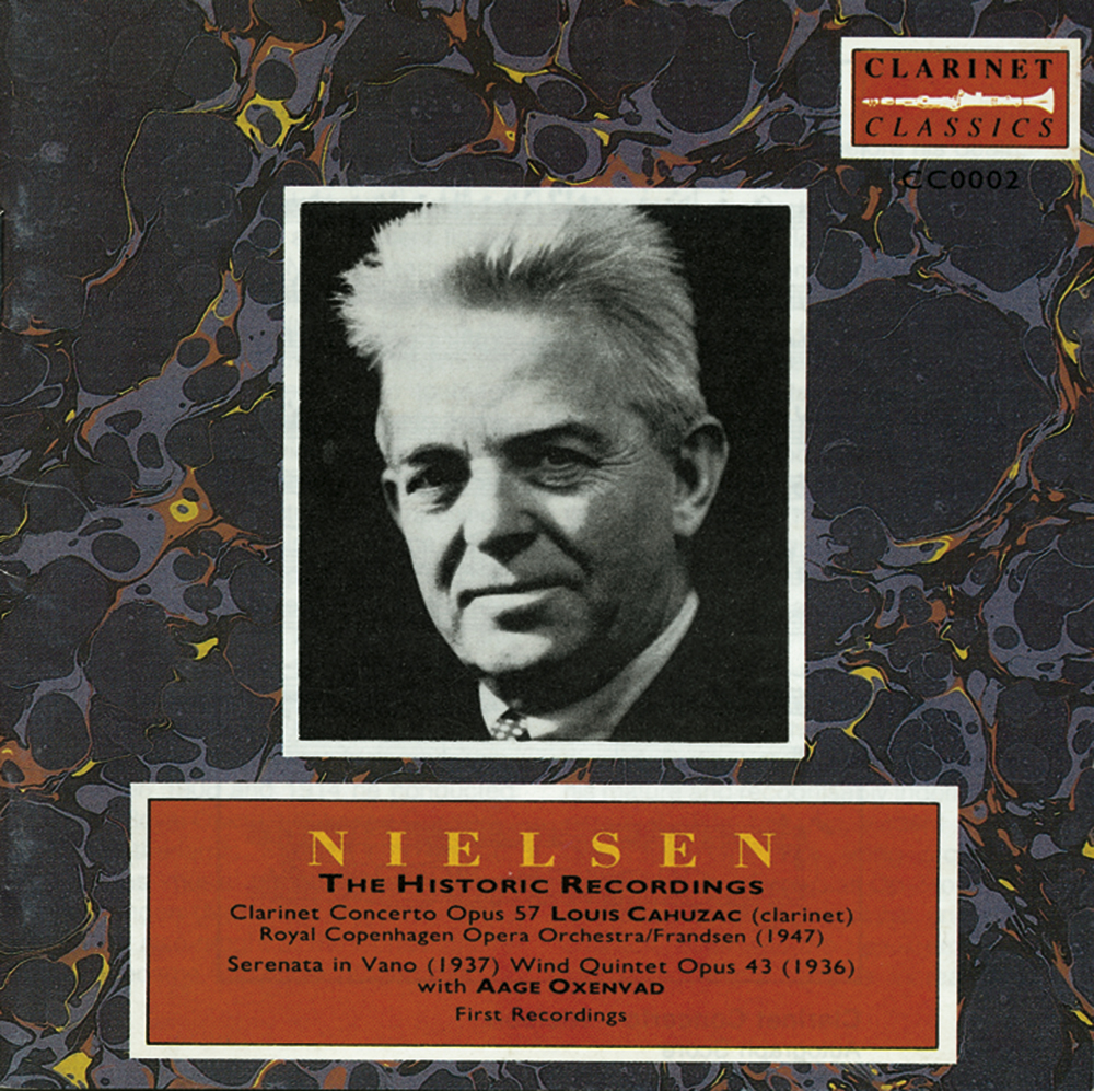 Carl Nielsen - The Historic Recordings