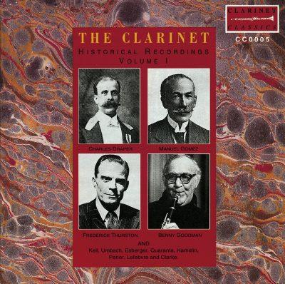 Historical Recordings Volume 1