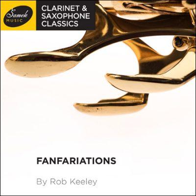 ROB KEELEY - FANFARIATIONS