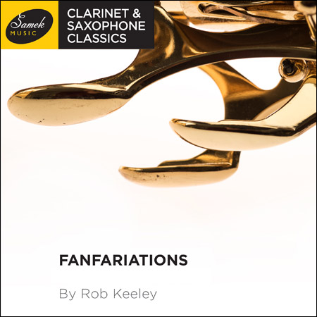 ROB KEELEY - FANFARIATIONS