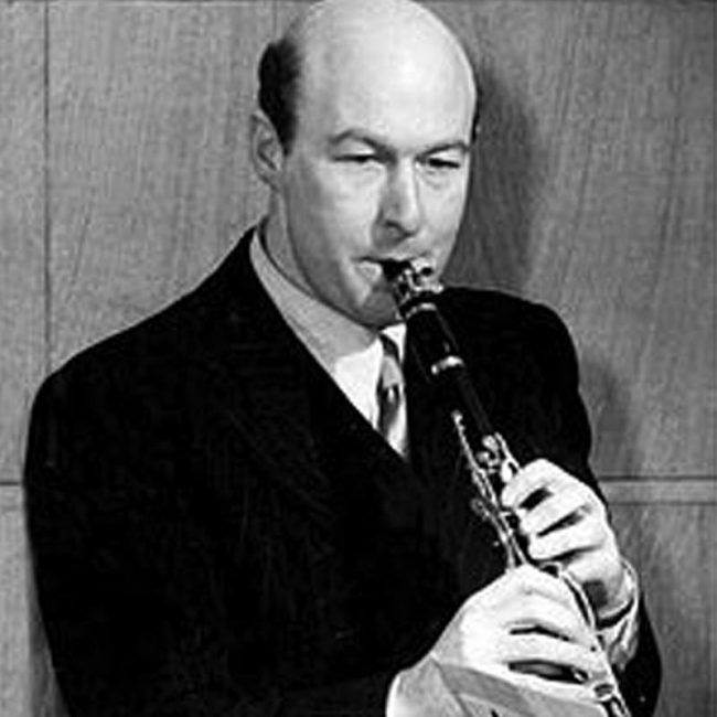 Krein Quartet – Director Jack Brymer with Chester Smith, Gordon Lewin and Norman Baker