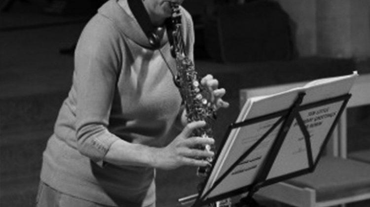 Victoria Soames Samek as soloist